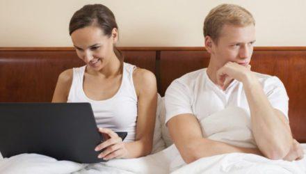 Интернет-зависимость студентов вредит их отношениям с семьей